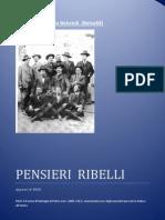 PENSIERI  RIBELLI - Appunti di RIGO