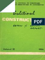 C140-86_Normativ Pentru Executarea Lucrarilor Din Beton Si Beton Armat