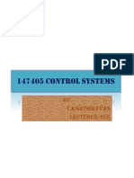 147405 Control Systems