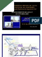 Captación, Conducción y Reservorio
