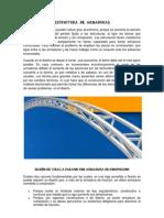 Estructura de Armaduras de PROYECTO