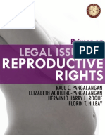 Legal Primer on Reproductive Rights