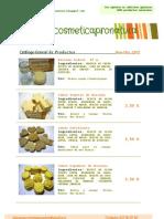 Catálogo jaboneriaycosmeticablogspot.com
