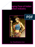 The Changing Face of Indian Fashion Industry[1]