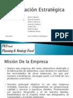 Planificación Estratégica grupo