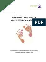 Guía para la Atención a la Muerte Perinatal y Neonatal