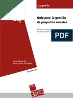 Guía para la Gestión de Proyectos Sociales
