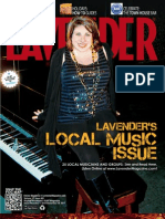Lavender Issue 431
