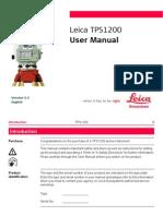 TPS1200 User En
