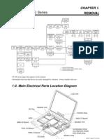 Sony Vaio PCG Series Wiring Diagram