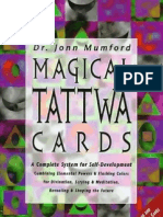 Magical Tattwa Cards
