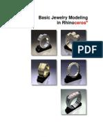 Basic Jewelry Modeling in Rhino