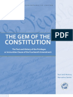 Gem of Constitution