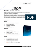 Magix Video-pro-x2 Info Us