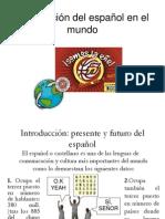 542_El español en el mundo
