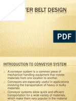 Conveyer Belt Design-ppt - Copy