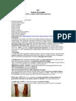 12C - Sudeck dystrophia