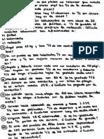 Problemas de fracciones 5º primaria 2