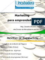 Charla Marketing 2
