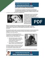 Tratamientos para Curar el estrés Postraumático