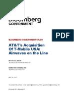 Att Acquisition by Bloom Berg