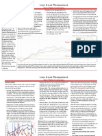 Lane Asset Management Stock Market Commentary November 2011
