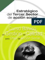 Manual del Curso Básico en Gestión de Calidad para ONG de Acción Social