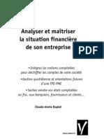 Analyser et maîtriser la situation financière de son entreprise-[www.worldmediafiles.com]