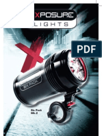 Exposure Lights Owners Manual 2012