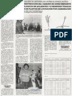 Destruccion de Cianuro de Sodio - MM 1992