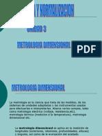 PRESENTACION UNIDAD 3 metrología