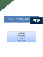 Social System Schools Presentation