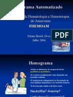 8 Hemograma Automatizado Hemoam