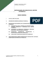 I. Ley de la Viña y del Vino. Disposiciones estatales y de la CE.