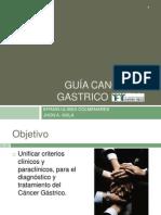 Guía CANCER GASTRICO HUEM