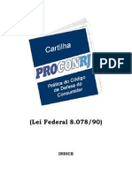 Cartilha PROCON