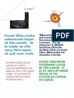 structure of the earth pixie 1