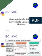 ISO 14000 - Apresentação