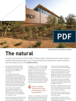 Ecolibrium Magazine Cover Story, Featuring the Environmental Nature Center in Newport Beach
