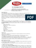 FESTER Banda Flexible de PVC