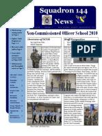 Squadron 144 News - November 2010