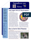 Squadron 144 News - September 2010