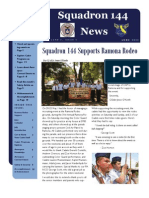 Squadron 144 News - June 2011