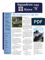 Squadron 144 News - May 2011