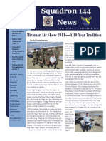 Squadron 144 News - November 2011