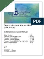 DPA4Plus User Manual-04082010