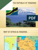 The United Republic of Tanzania