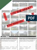 In de maat - analyse van een stedenbouwkundige maat