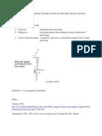 Cara Pengukuran Dimensi Vertikal Dengan Metode Willis