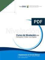Manual 2008 Nivelacion a